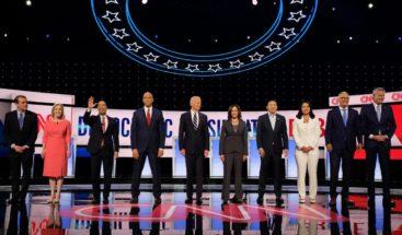 Cinco conclusiones de la segunda noche del debate presidencial demócrata
