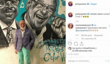 Anuncian ingreso a Color Visión de Jochy Santos