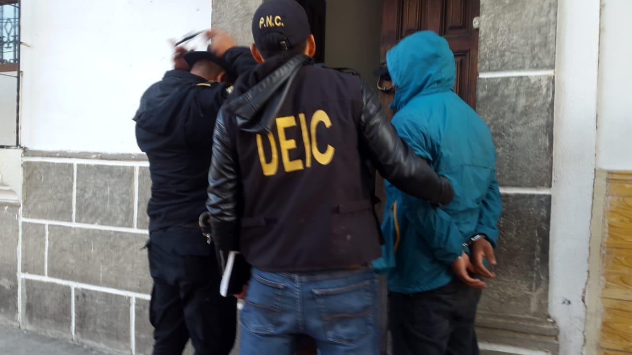 Capturan en Guatemala a estructura criminal que estafó a una cooperativa