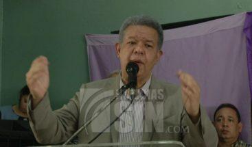 Seguidores de Fernández advierten que violación del Pacto de Juan Dolio no los distraerá