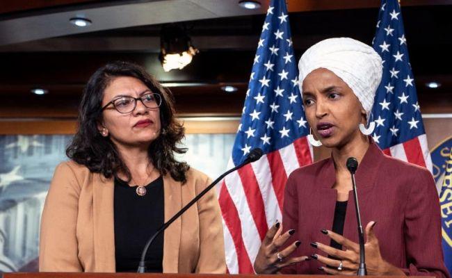 Congresista de EE.UU. vetada en Israel tacha de