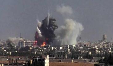 Bélgica, Alemania y Kuwait presentan resolución para un alto el fuego en Siria