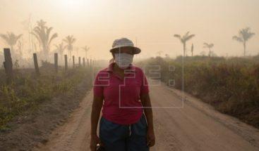 Brasil adopta nuevas medidas para controlar los incendios en la Amazonía