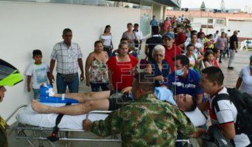 Un soldado muerto y dos heridos en ataque al Ejército en el norte de Colombia