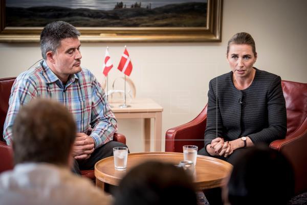 Primera ministra danesa defiende cooperación con EEUU pese a suspender Trump su visita