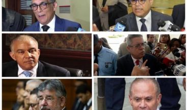 Sala Penal de la SCJ declara inadmisibles recursos de apelación a imputados por el caso Odebrecht