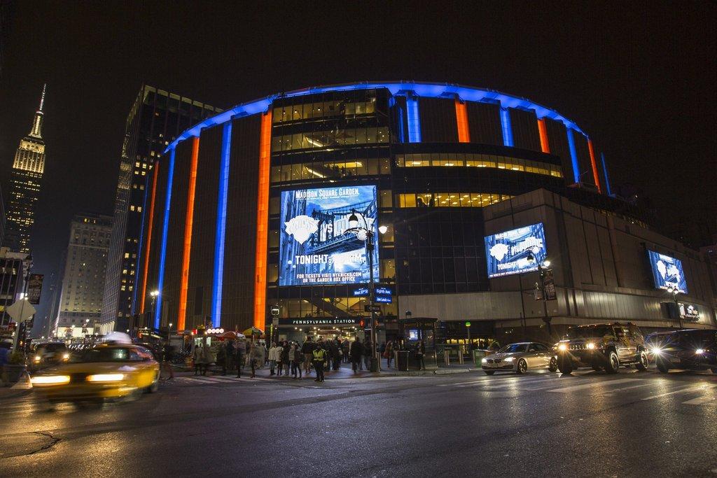 Un paseo por las entrañas del icónico Madison Square Garden