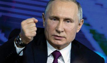 Putin presenta nuevos funcionarios del Gobierno de Rusia