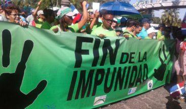 Marcha Verde reitera