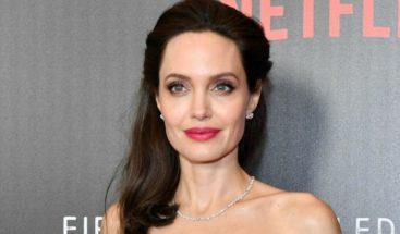 Angelina Jolie apuesta por un mundo en que haya