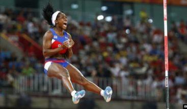 Tercer oro consecutivo de la cubana Silva en pértiga