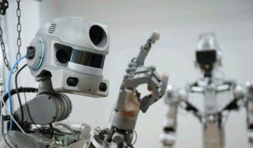 El robot ruso
