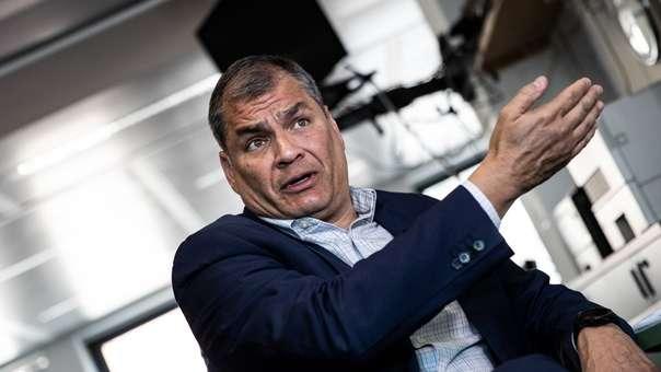 Justicia de Ecuador ordena prisión preventiva para Correa en caso de sobornos