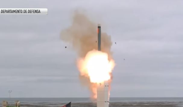 EE.UU. efectúa prueba con un misil de crucero tras retirarse del tratado INF