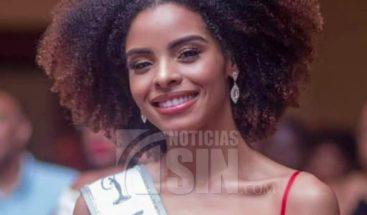 Nueva Miss Haiti Universe es de origen dominicano