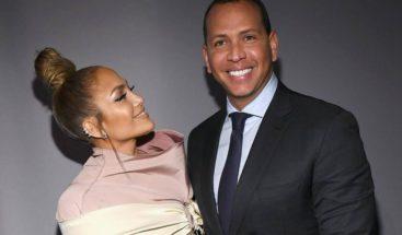Alex Rodríguez enciende las redes al publicar una sensual foto de Jennifer Lopez