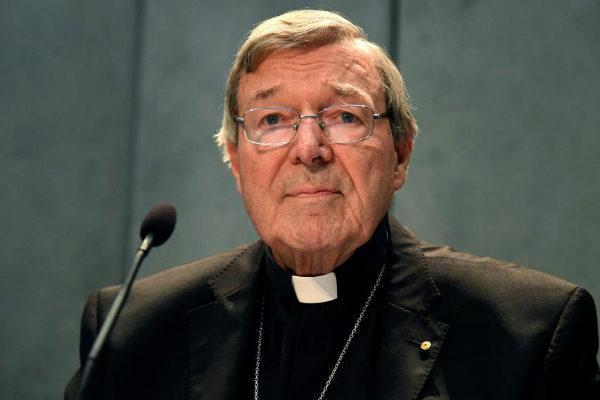 Cardenal australiano culpado de pederastia compara su sufrimiento al de Jesús