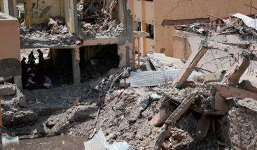 Suben a 14 muertos y 145 heridos las víctimas en atentado con bomba en Kabul