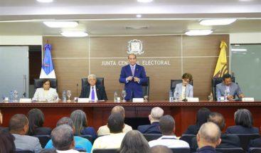JCE da plazo al PRM y PLD para cambios de precandidatos por renuncia, muerte o decisión judicial