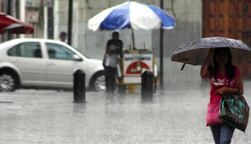 Seguirán las lluvias en varias provincias del país, según Onamet
