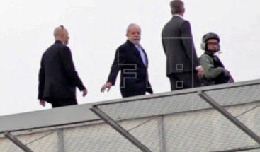 El Supremo de Brasil niega la transferencia de Lula a una cárcel de Sao Paulo