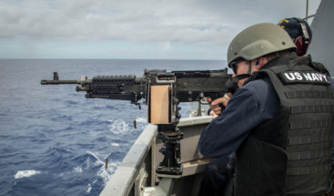 Un informe advierte que todo paso militar de China en el Pacífico tendrá un coste inasumible para EE.UU.