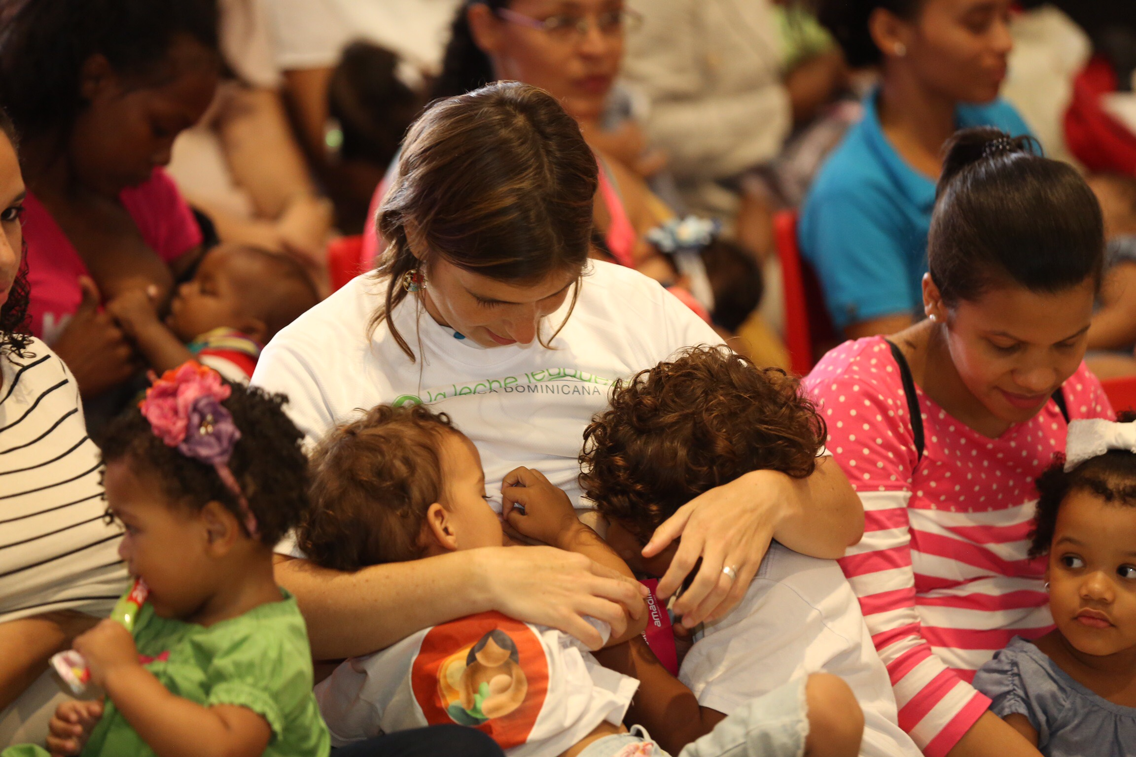 Despacho Primera Dama se une a iniciativas de fomento y promoción de la lactancia materna