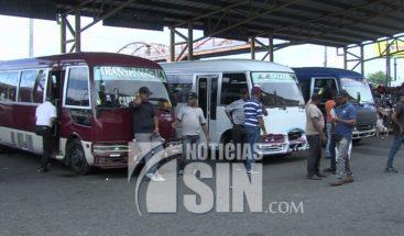 Conatra anuncia aumento de 5 a 10% en transporte interurbano