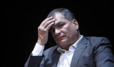 Defensa apelará medida de prisión contra expresidente Correa