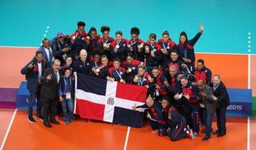 Las Reinas del Caribe celebran oro en Panamericanos y se preparan para seguir jugando