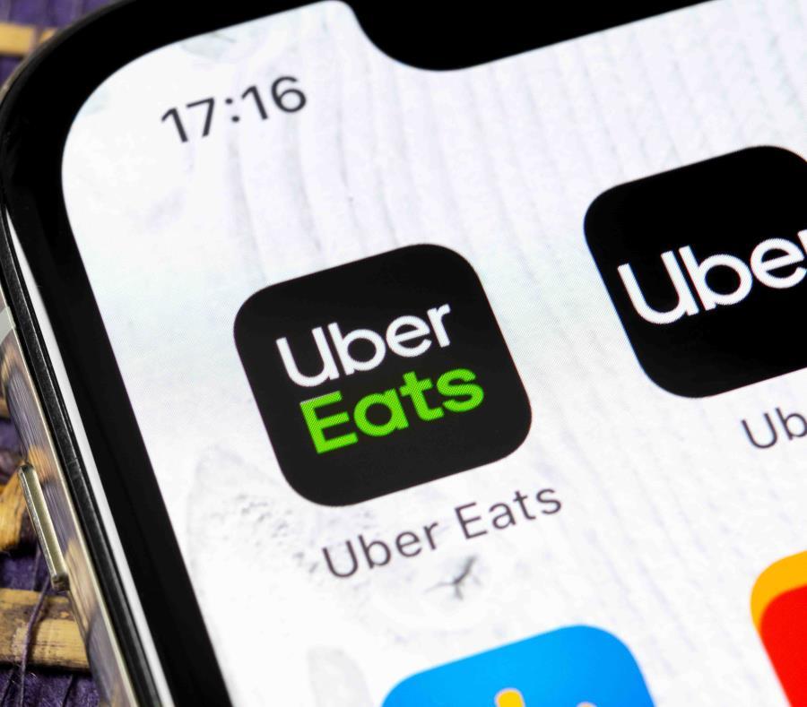 Uber rediseña su aplicación para dar más visibilidad al servicio Eats