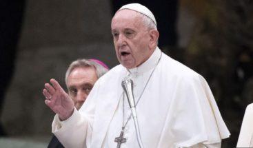 El papa expresa su pesar por los últimos tiroteos en Estados Unidos