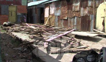 Siguen quejas en La Ciénaga ante desalojos por proyecto Domingo Savio