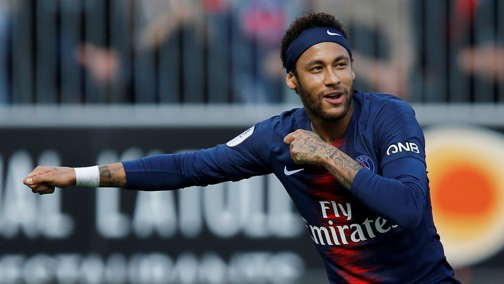 Neymar se siente