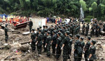 El tifón Lekima toca tierra de nuevo en China: 44 muertos y 16 desaparecidos