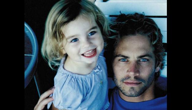 Así luce actualmente la hija de Paul Walker, a seis años de la muerte del actor