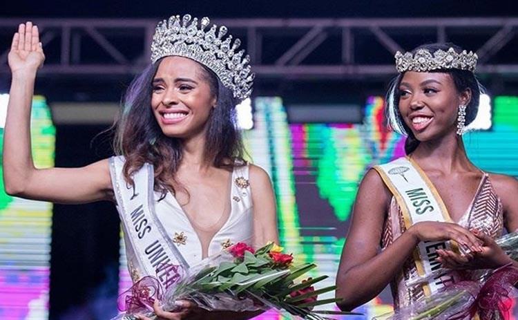Con ascendencia dominicana la nueva Miss Haití Universe 2019