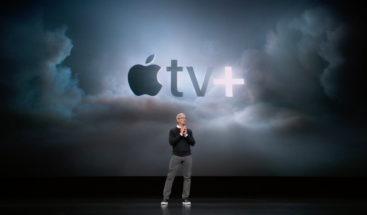 Apple lanzará servicio de televisión por suscripción en otoño