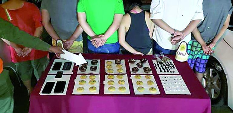 Capturan en Venezuela a 6 personas por vender galletas marihuana en Instagram