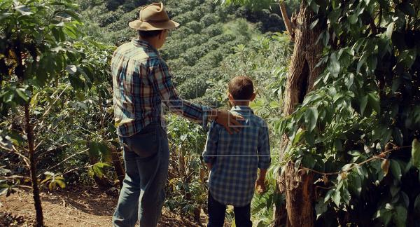 Realidad de caficultura hondureña en película