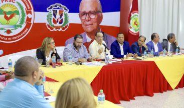 PRSC celebrará encuentro nacional de precandidatos a cargos de elección popular