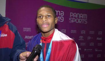 Herido, lesionado, con hambre, el dominicano Rodrigo confirma que es de Marte