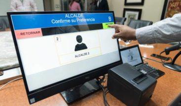 PC reitera a JCE su interés de observar simulacros uso de equiposvotoautomatizado
