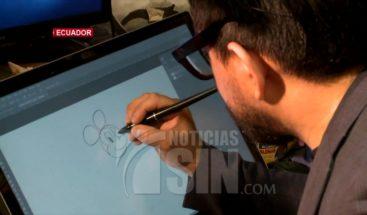 Ecuatoriano marca hito en la comunidad de artistas tras ser contratado por Disney