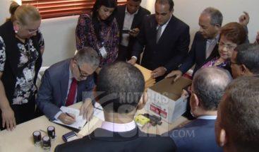JCE acepta precandidatura del senador Tommy Galán tras considerar presunción de inocencia en caso Odebrecht