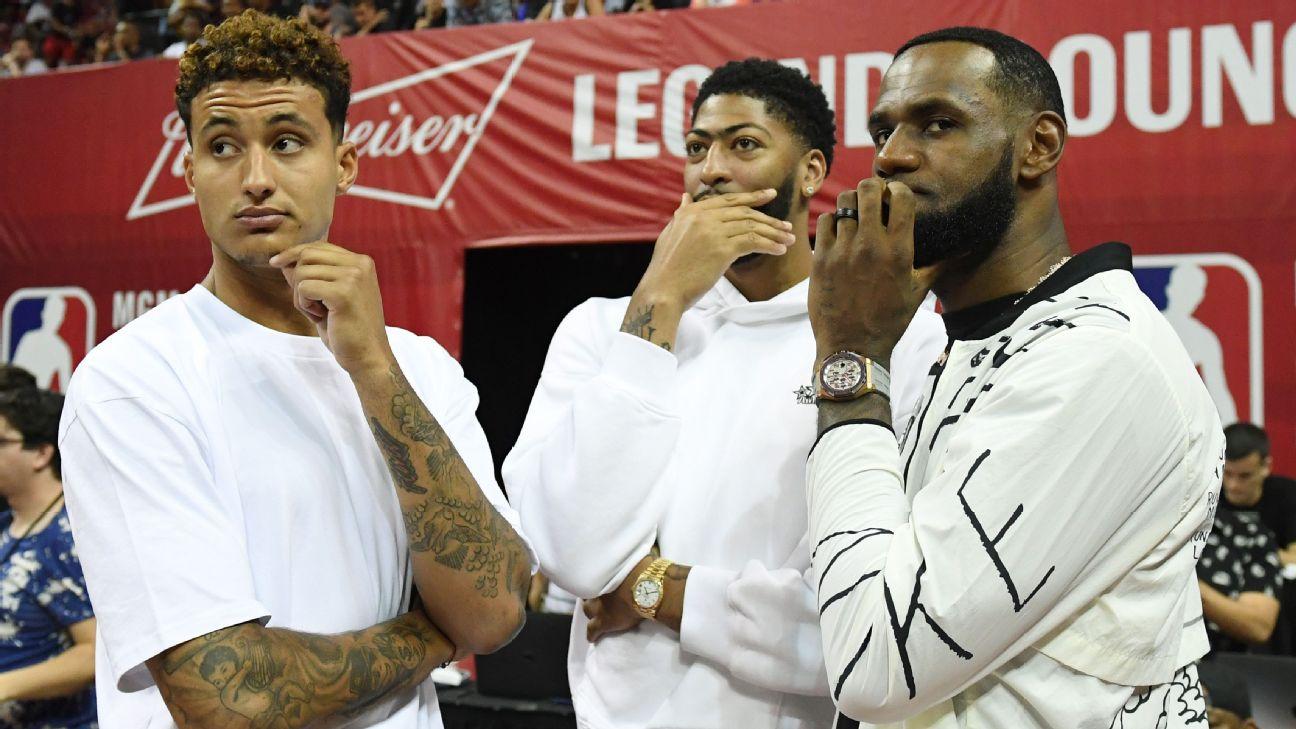 Lakers-Clippers y Warrior-Rockets se enfrentarán en Navidad