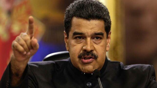 Maduro dice que ha reunido 8 millones de firmas contra bloqueo en EE.UU.