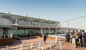 Unas 17.000 personas varadas en aeropuerto que sirve a Tokio por nuevo tifón