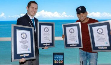 Ozuna logra varios récords del libro GUINNESS WORLD RECORDS 2020