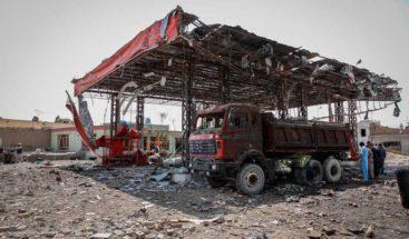Suben a 21 muertos y 119 heridos víctimas de atentado a extranjeros en Kabul